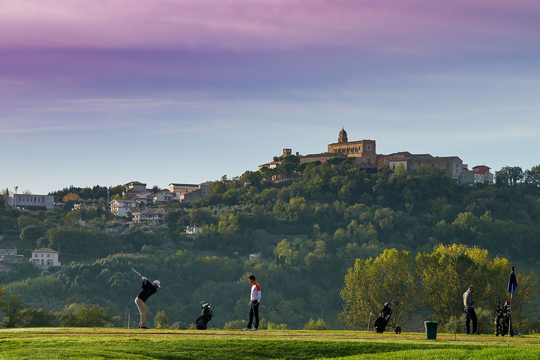 Marche Region - Italy Golf Tour - Plan your golf trip in Italy